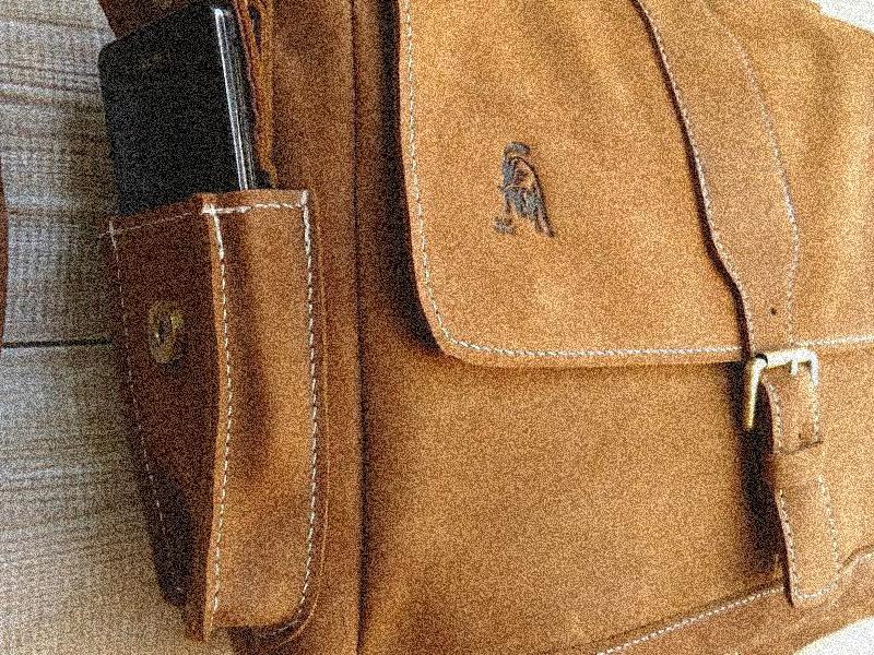 Модные мужские сумки Wallaby