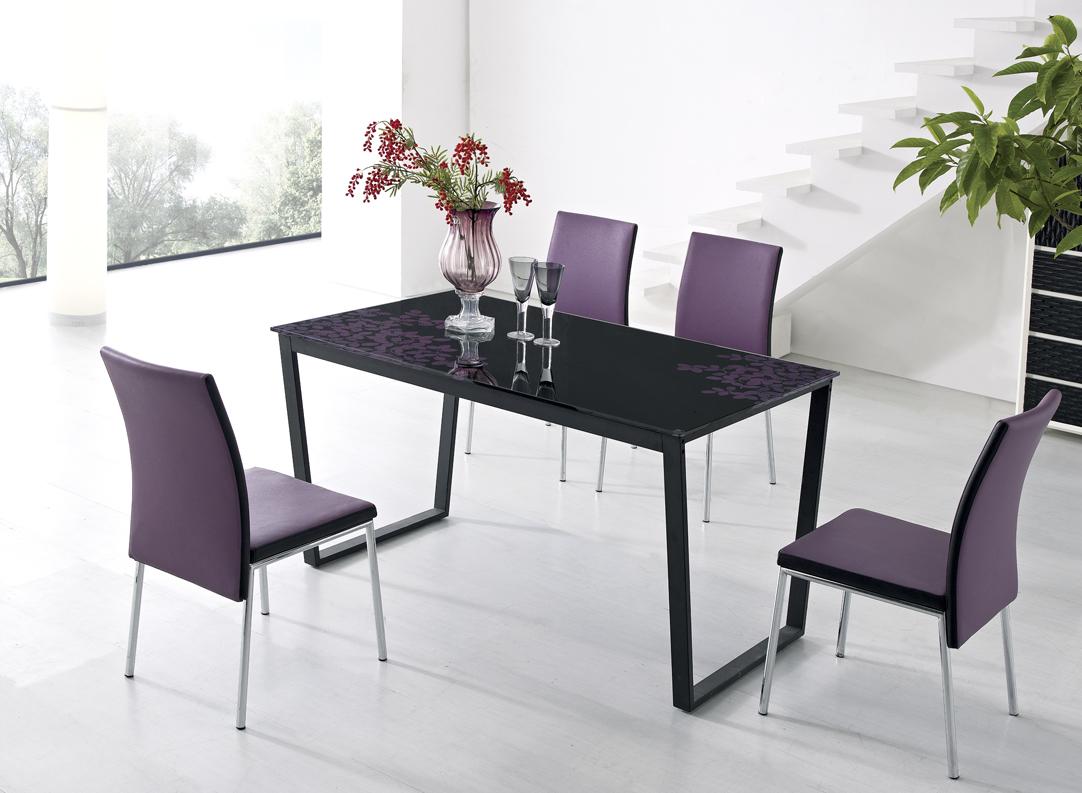 Современный стол и стул